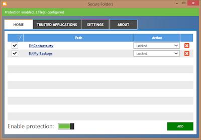 Download Secure Folders