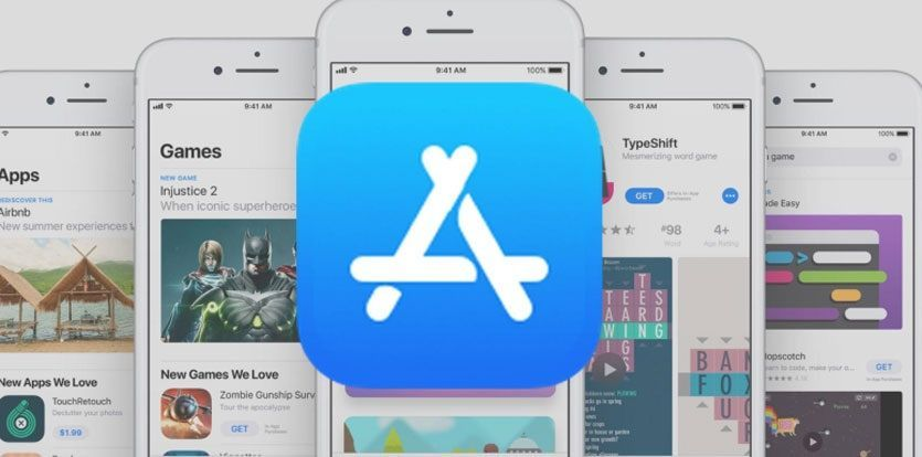 App Store di iOS 11
