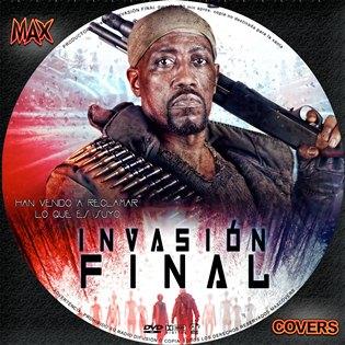 Invasión Final Galleta