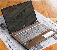 Jual Acer V3 471G laptop Gaming Bekas