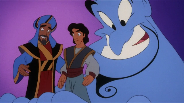 Aladdin and the King of Thieves (1996) Dual Audio [Hindi-English] 720p BluRay ESubs Download