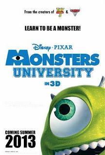 Watch Monsters University Online