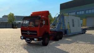 Mercedes 1632 NG truck