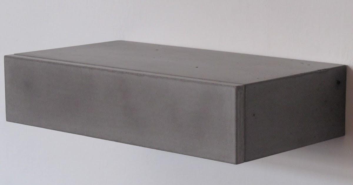beton unique - beton cire: Betonmbel