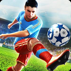 Final Kick : Online Football MOD v4.0 Apk (Unlimited Gold + Coins) Terbaru 2016