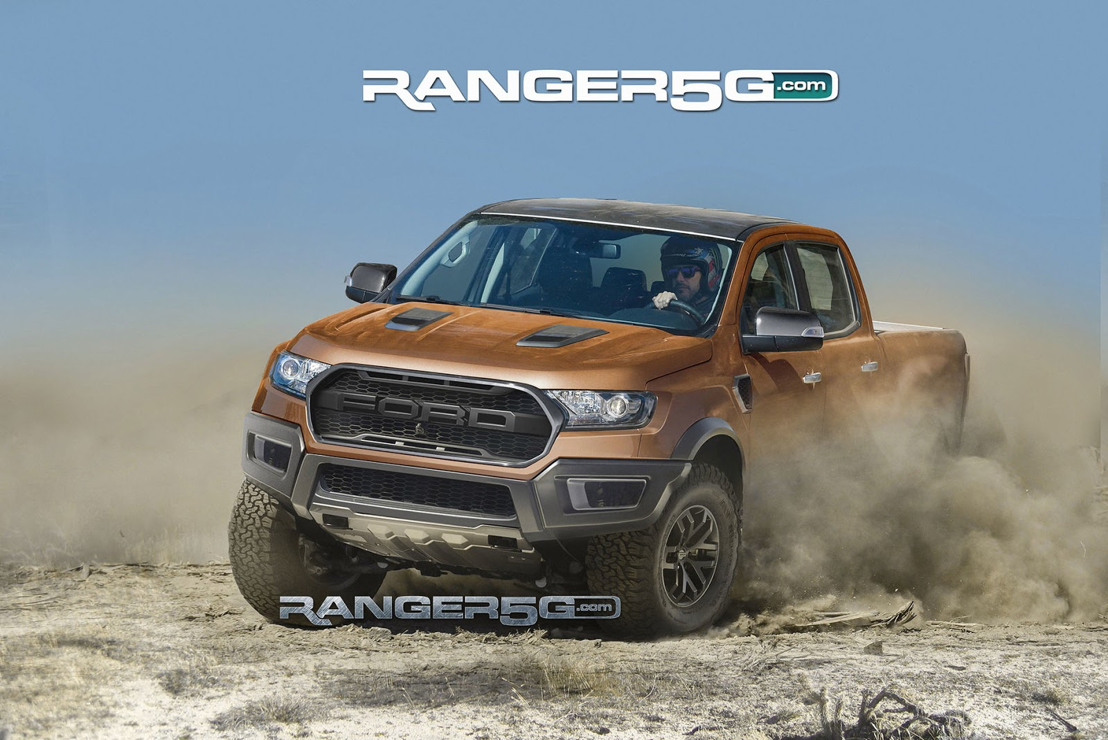 Please Let The Upcoming Ford Ranger Raptor Look Like This ...
