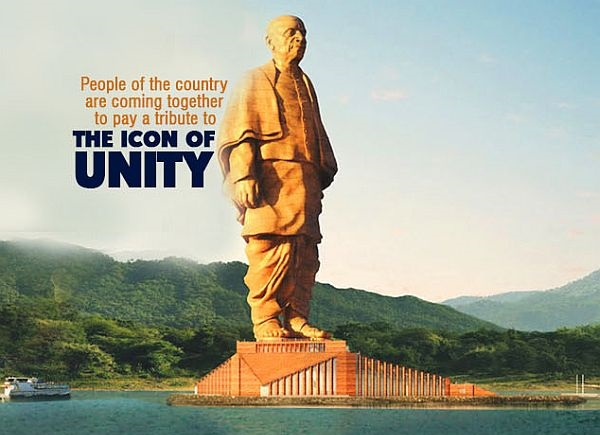 13 Facts you Don't Know About The Statue Of Unity : Gujarat