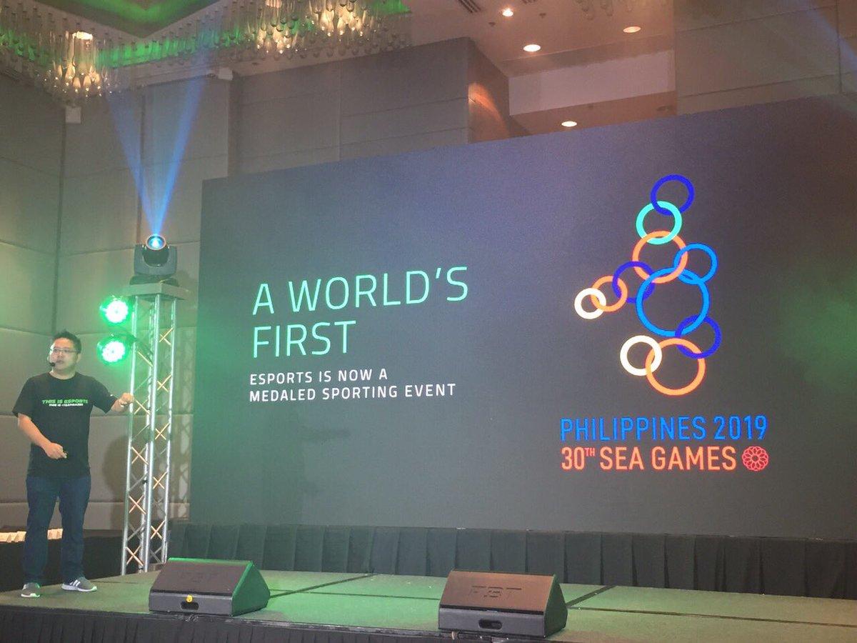 Razer shortlist 5 games for inaugural esports tournament at SEA Games 2019
