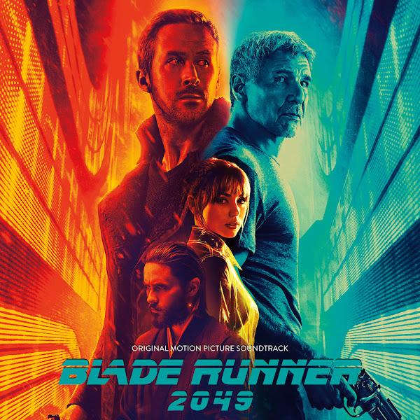 Hans Zimmer - Blade Runner 2049 (Original Motion Picture Soundtrack) Cover