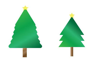 Christmas Tree in Adobe Illustrator