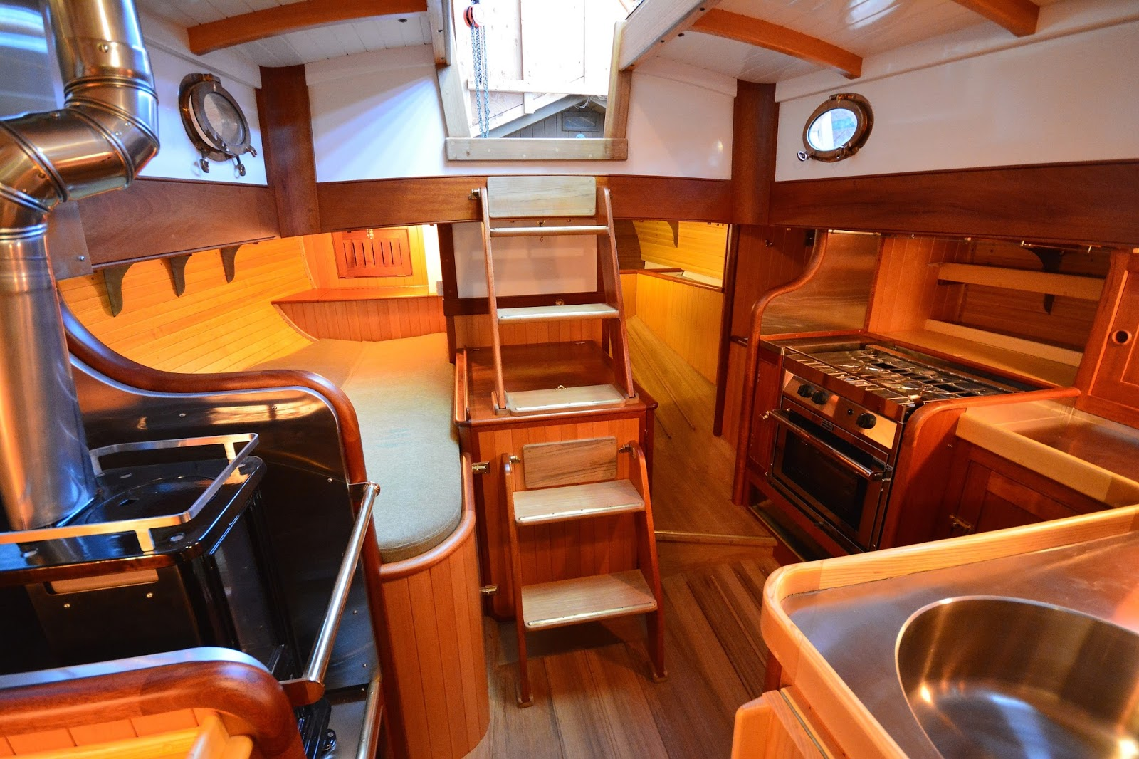 Lyle Hess 34ft Falmouth Cutter ASTRID for Sale