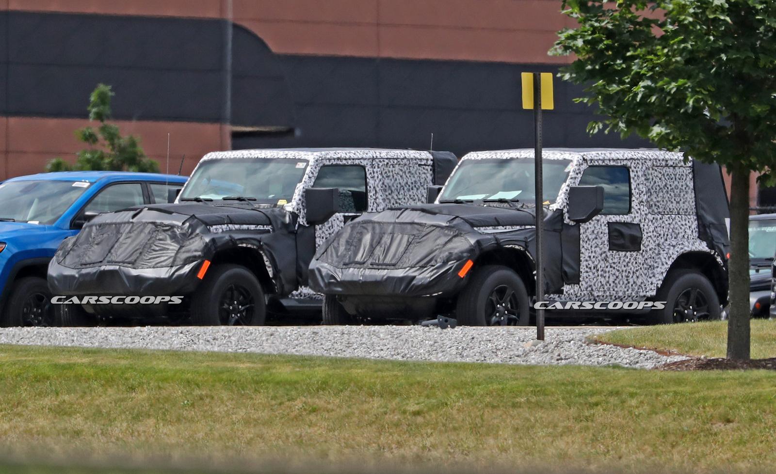 2018 Jeep Wrangler Owners Manual Leaks Online Car News Leak Jk Photo Gallery