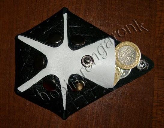 origami cüzdan