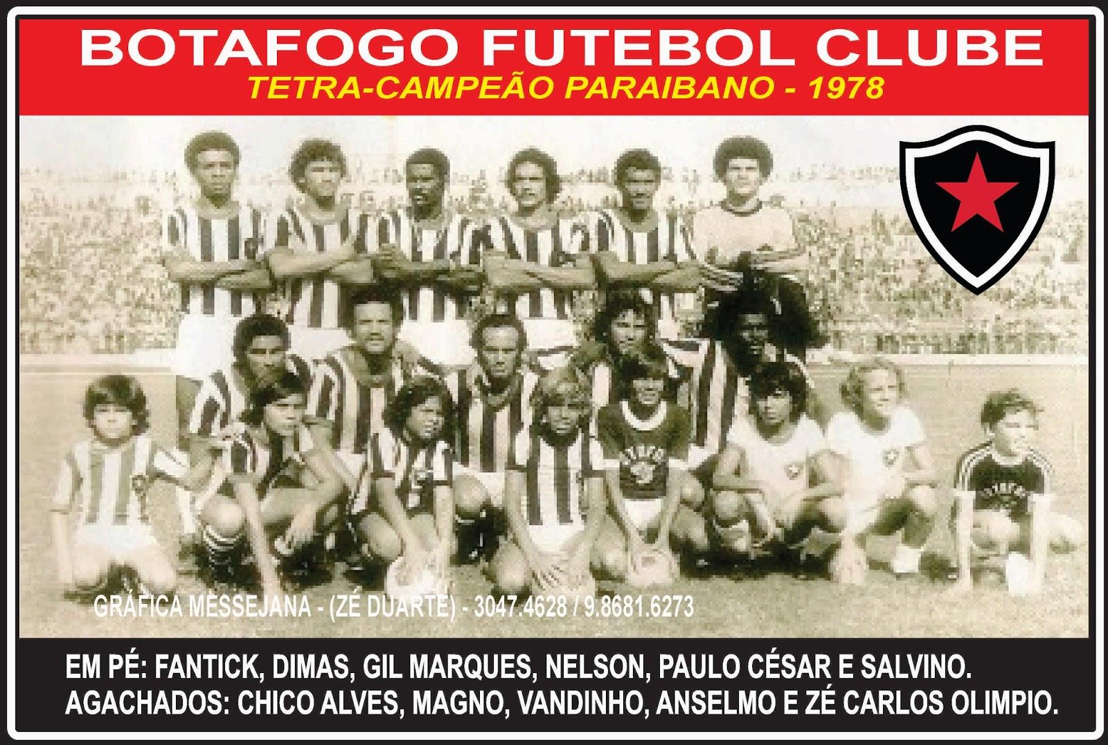 Botafogo Futebol Clube - Paraíba