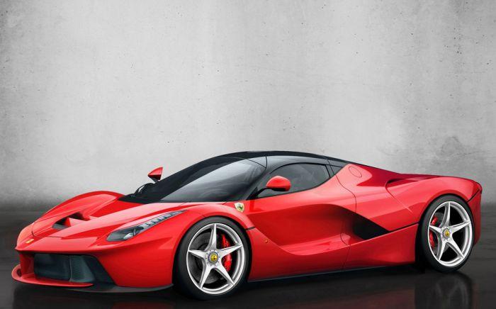 Ferrari LaFerrari (217 mph)