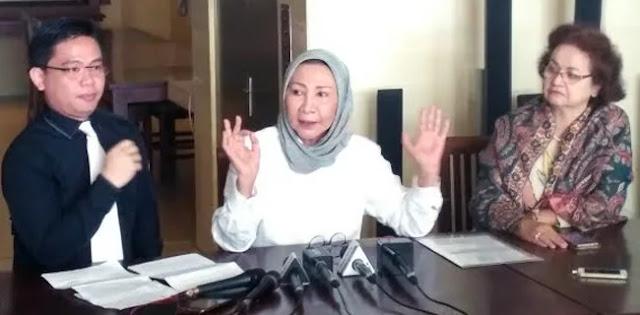 Ratna Sarumpaet: Lawan Kita Bukan Hanya Jokowi