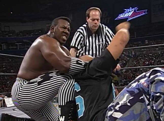 PPV REVIEW: WCW Slamboree 1999 ~ Retro Pro Wrestling Reviews