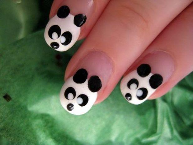 Todo Sobre Manos Y Pies Lindos Diseños De Uñas Con Animales