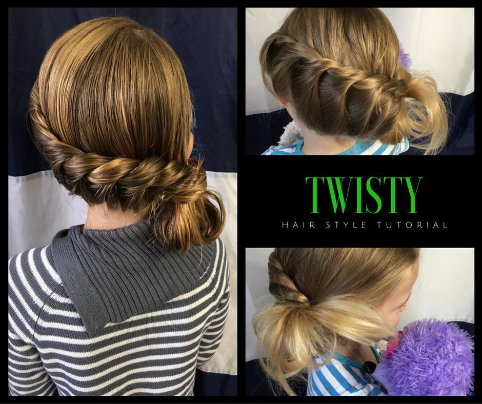 Twisty Hair Do Chronicles Of A Babywise Mom