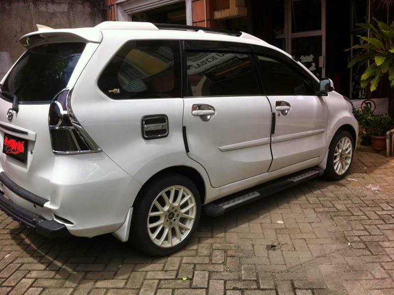 Kumpulan Foto Modifikasi Mobil Daihatsu Xenia Terbaru