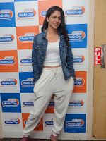 Lavanya Tripathi photos at Radio City fm-cover-photo