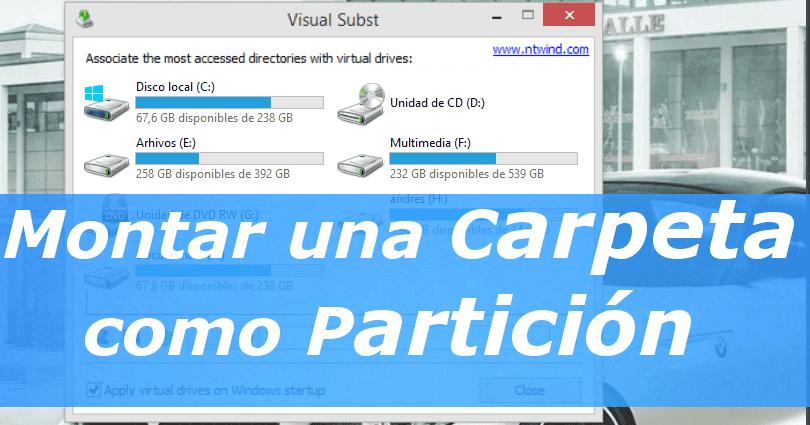 Resultado de imagen para Extra Subst windows