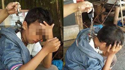 Perlakuan Orang Tua Anak Ini Buat Netizen Marah