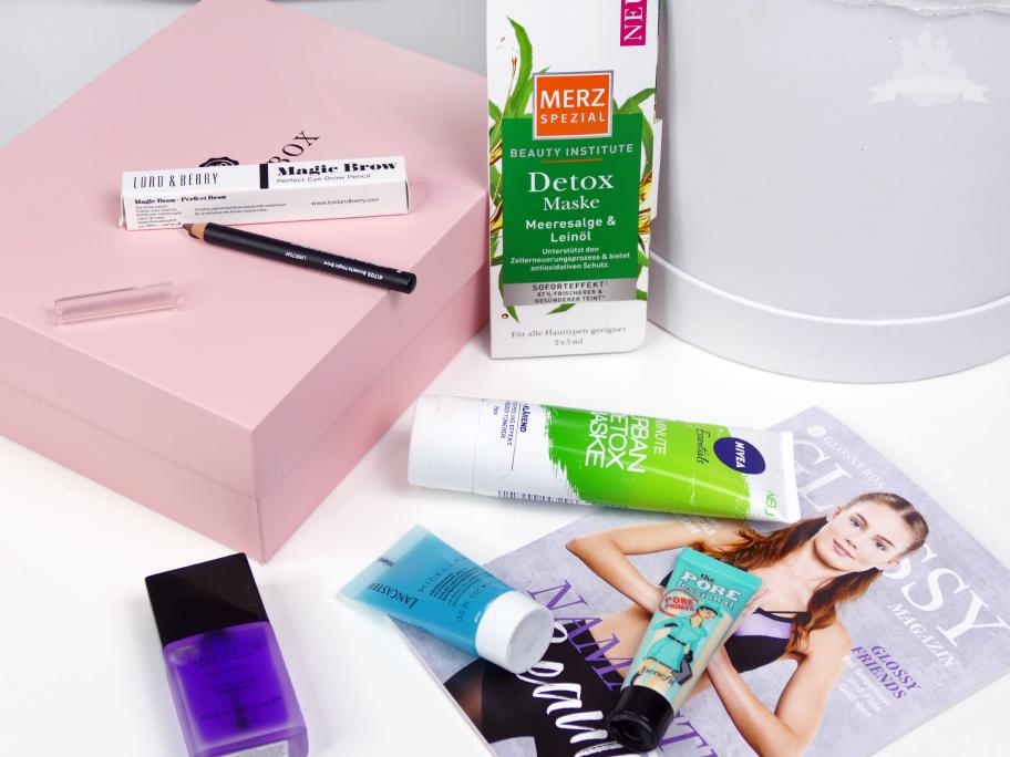 Glossybox Namaste Beauty Edition Januar 2018 Österreich Inhalt