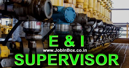 Oil Amp Gas Shutdown Jobs In Oman E Amp I Supervisor Job