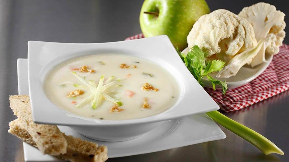 Karnabahar çorbası ,karnabaharın faydaları ve çocuklar için çorba çeşitleri.