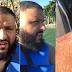 DJ Khaled escapes death [PHOTO]