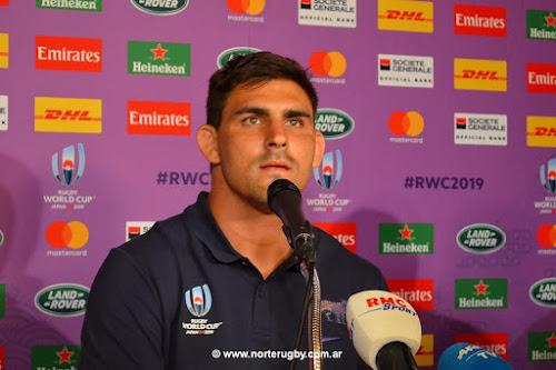 Pablo Matera, capitán de Los Pumas #RWC2019