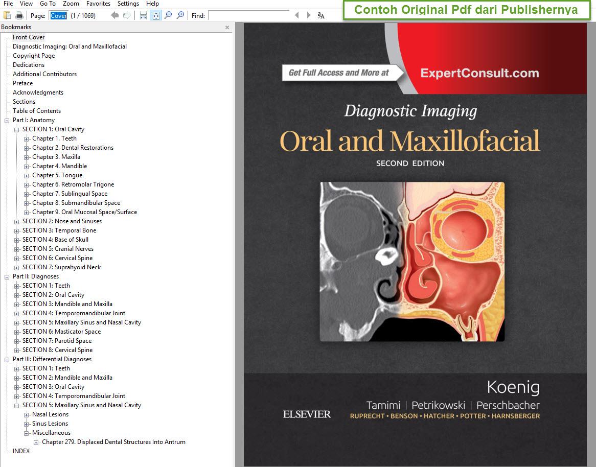 Contoh ebook original Pdf dari publishernya (capture/screenshot)