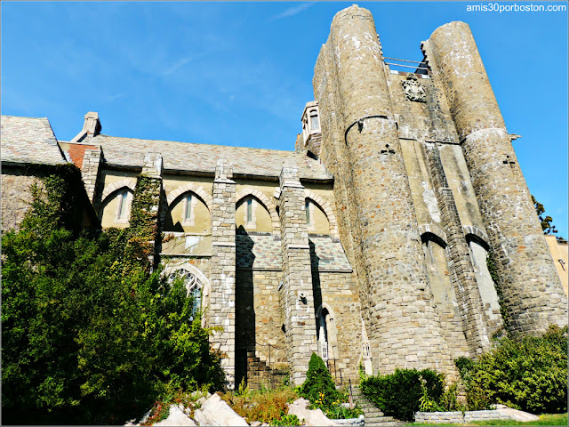 Hammond Castle: Un Castillo Medieval en Gloucester, Massachusetts