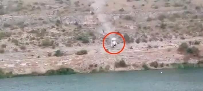 Πτώση αυτοκινήτου σε τεχνητή λίμνη – Είχε σταματήσει να απολαύσει τη θέα και βρήκε τραγικό θάνατο (βίντεο)