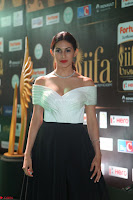 Amyra Dastur in White Deep neck Top and Black Skirt ~  Exclusive 012.JPG