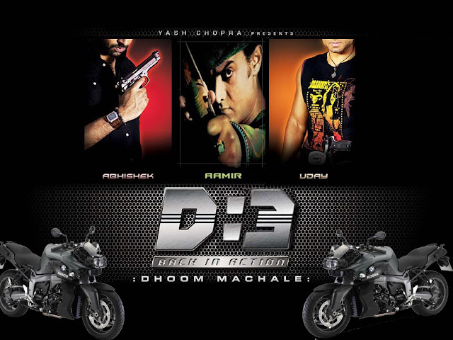 Dhoom 3 Free Download
