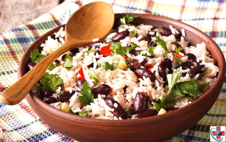 Rice and Beans Mix Recipe