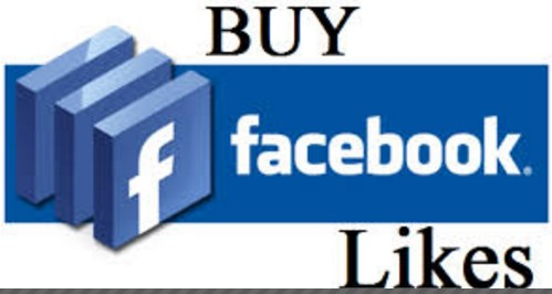 buying likes on facebook