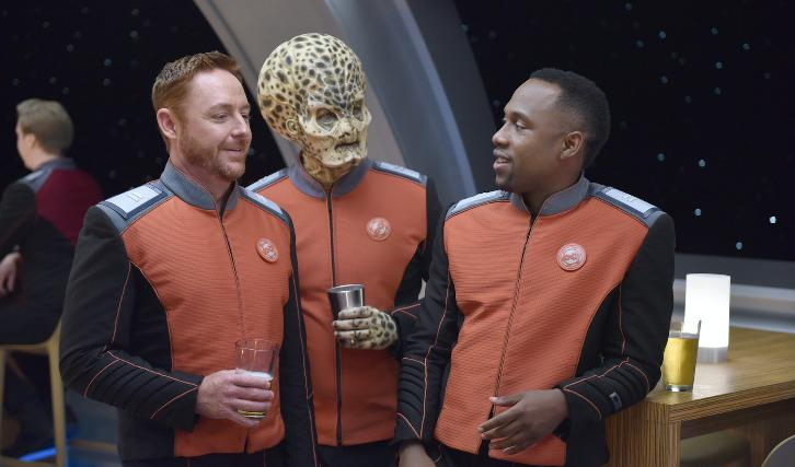 The Orville - Episode 1.11 - New Dimensions - Promo, Promotional Photos & Press Release