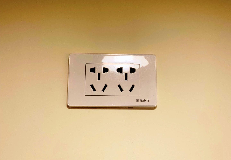 中國規格插座