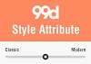 Style Attribute di 99designs