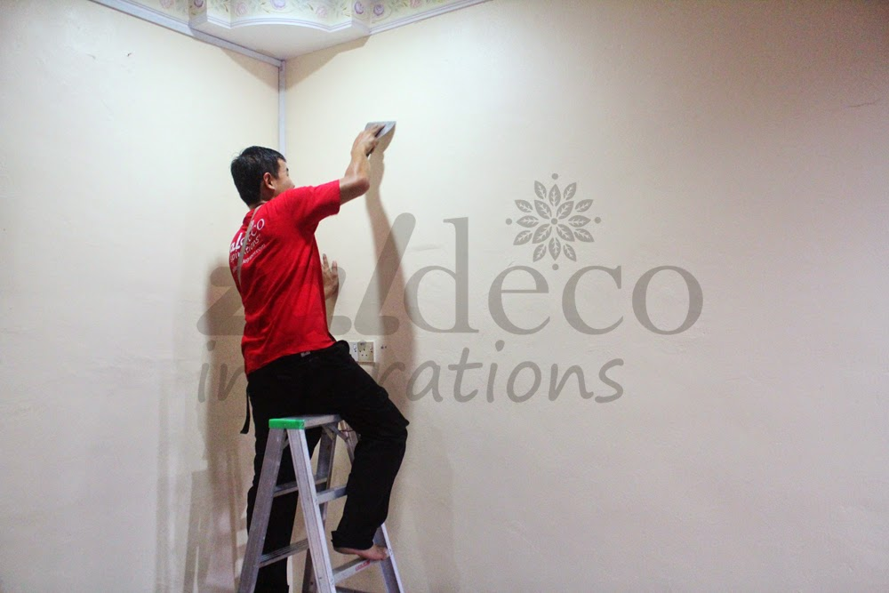 Wallpaper Kertas Dinding Zaldeco