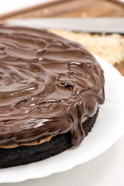 Ferrero rocher tortica čokolada