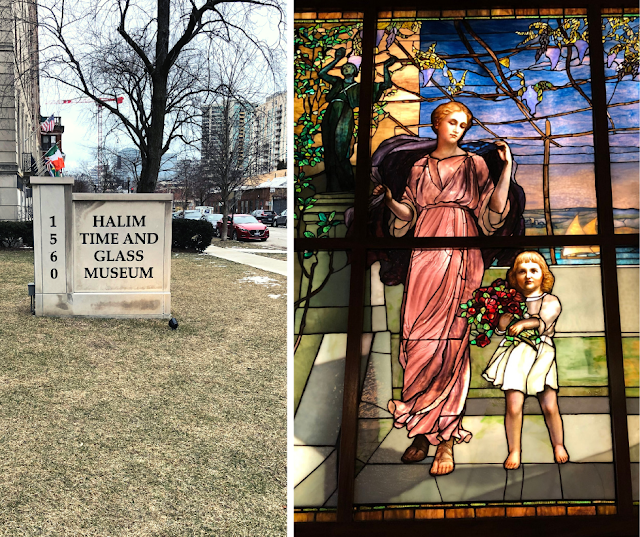 Halim Time and Glass Museum in Evanston, Illinois
