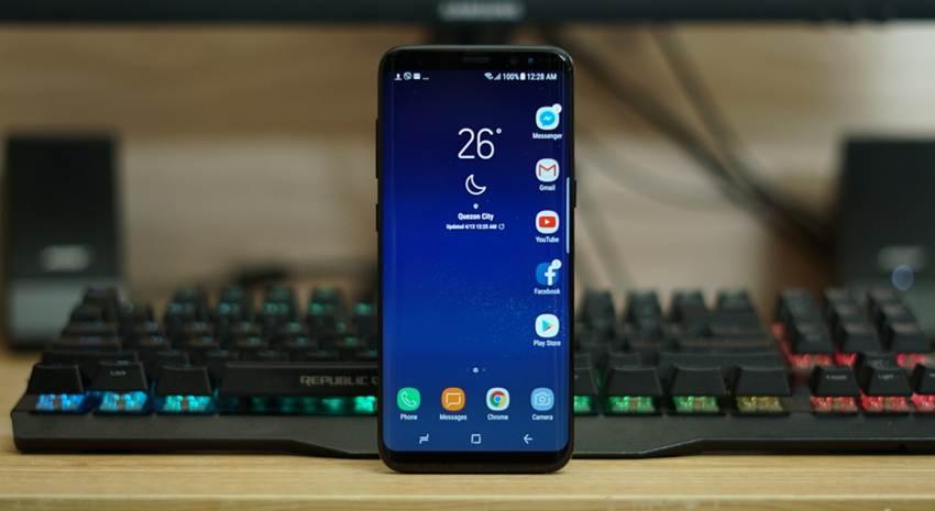 Samsung Galaxy S8+ SM-G955U1 USA Sprint (XAS)