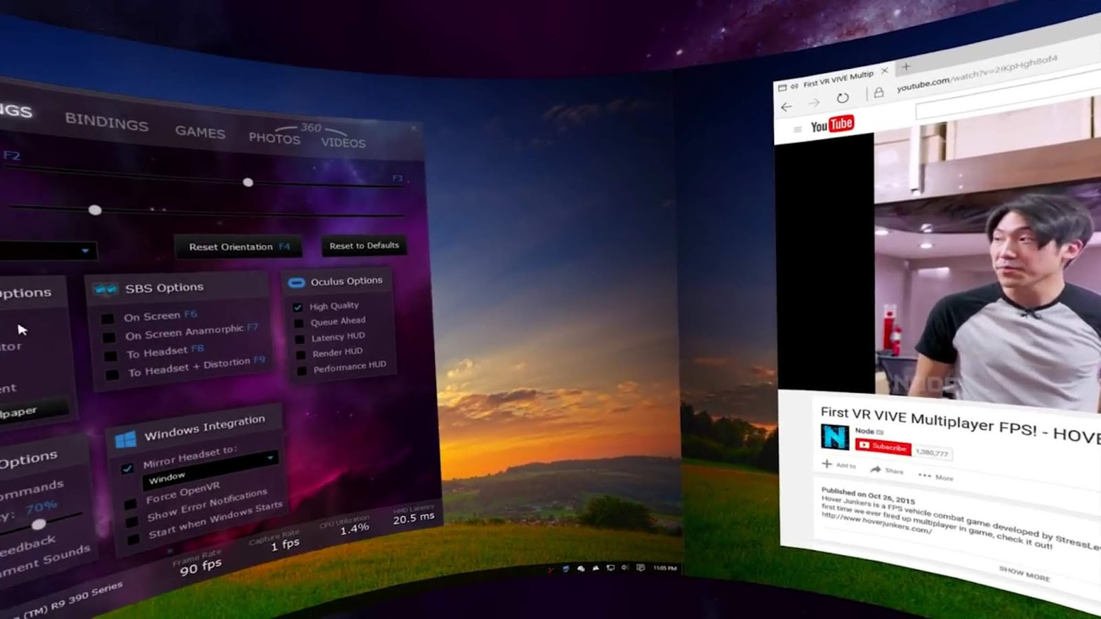 LC Educational Technology Blog: Virtual Desktop on Oculus