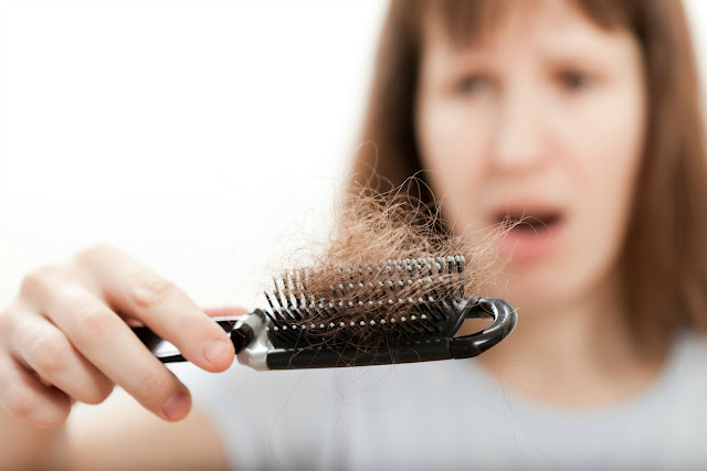 Tips To Help With Thinning Hair By Barbies Beauty Bits