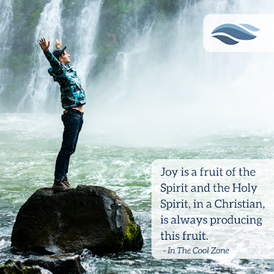 It is a fruit of the Spirit and the Holy Spirit, in a Christian, is always producing this fruit.