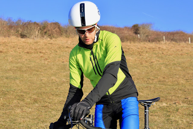 Vaude Alphapro Winter Cycling Jacket Review